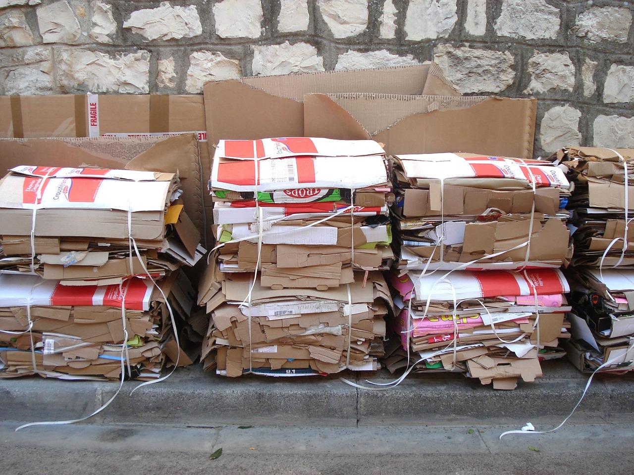 Kilka słów o papierze, czyli z czego robimy nasze torby